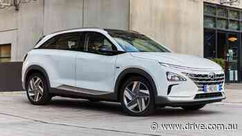 Next Hyundai Nexo hydrogen SUV confirmed, fuel-cell Staria to follow - Drive