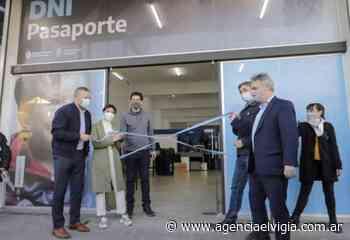 Inauguraron el nuevo Centro de Documentación Rápida de Quilmes | Agencia El Vigía - Agencia El Vigía