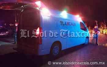 Ubican un cadáver en Tenancingo - El Sol de Tlaxcala