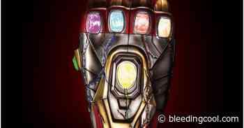 Avengers Endgame Iron Man Nano Gauntlet Hits Beast Kingdom - Bleeding Cool News