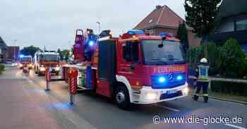 Ennigerloh: Brand bricht in Wohnhaus aus - Die Glocke online
