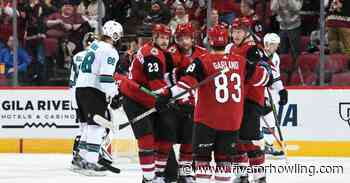 A farewell to four traded Arizona Coyotes players - Five for Howling