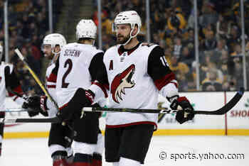NHL betting: Is there any hope for the Arizona Coyotes? - Yahoo Sports