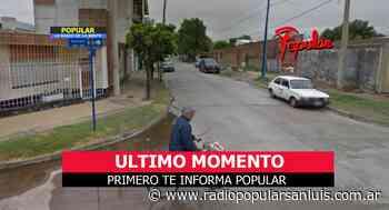 Accidente de tránsito en Villa Mercedes entre dos autos - Radio Popular