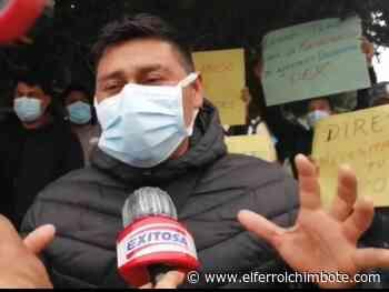 Nuevo Chimbote: Exigen a alcalde terminar desembarcadero de El Dorado - El Ferrol de Chimbote