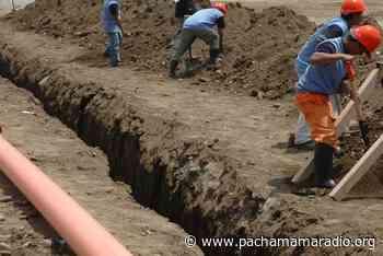 El Collao: aperturan calles en Ilave para que población se beneficie con proyecto de agua - Pachamama radio 850 AM
