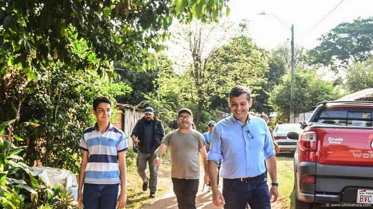 Candidato del PLRA en Lambaré dice que yerno de Lugo busca dividir a oposición - ÚltimaHora.com