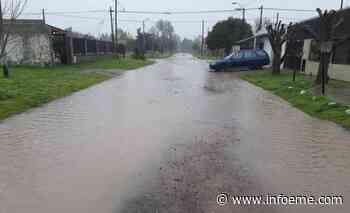 El temporal dejó varios barrios de la ciudad bajo el agua - Infoeme