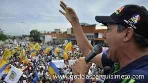 Henri Falcón recorre Carora y reitera que él es el «Candidato de las Soluciones» - Noticias Barquisimeto