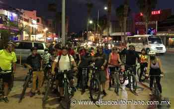 Regresan los ciclo paseos nocturnos en Cabo San Lucas - El Sudcaliforniano