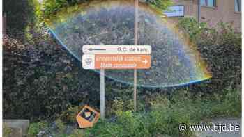 Nergens zonder weg in Wezembeek-Oppem - De Tijd