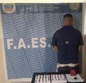 Tres detenidos durante operativo policial en San Félix y Ciudad Bolívar - primicia.com.ve