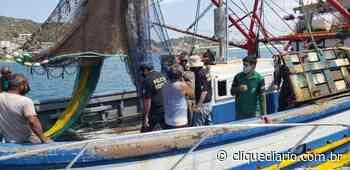 PF realiza operação de fiscalização ambiental em Arraial do Cabo - Clique Diário