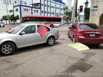 En Jiquilpan, sindicalizados del Poder Judicial demandan pagos - Quadratín - Quadratín Michoacán