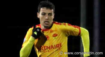 Ligue 2 : Amine Talal signe 2 ans au SC Bastia - Corse-Matin