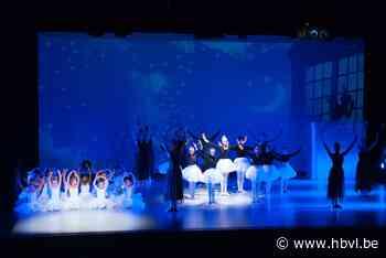 Elegante ballerina's in het stoere 'Peter Pan' (Tessenderlo) - Het Belang van Limburg Mobile - Het Belang van Limburg