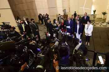 Gobierno y oposición logran dos preacuerdos en México - Las Noticias de Cojedes