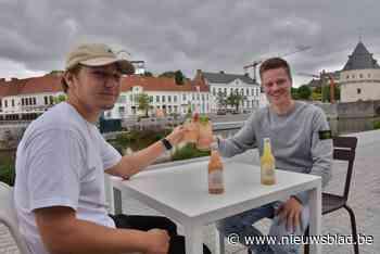 Skoll: jonge ondernemers toasten op succes van hun limonade