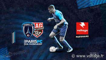 Football : gagnez vos places pour le match Paris FC - EA Guingamp - Voltage