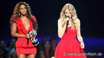 Zum 40. Geburtstag: So süß gratuliert Taylor Swift Beyoncé - Promiflash.de