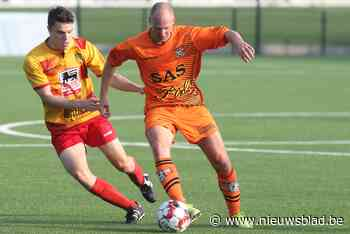 """Jonas Vandermarliere (S.Boezinge): """"Dit zijn de matchen waar je naar uitkijkt als speler"""""""