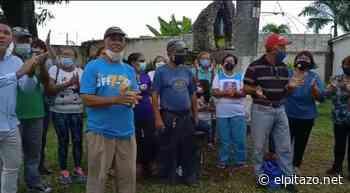 Familias del este de Acarigua protestan por fallas en el servicio de agua - El Pitazo