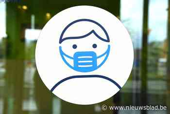 Mondmasker niet langer verplicht op zondagsmarkt - Het Nieuwsblad