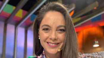 Ángeles Araya disfruta de sus vacaciones previo a nuevo desafío laboral - 13.cl