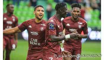 FC Metz : Les Grenats sont premiers de ce classement réalisé par la Ligue 1 - Homme Du Match