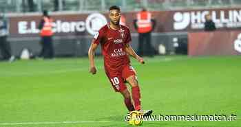 FC Metz : L'ancien messin Marvin Gakpa rebondit en D2 turque - Homme Du Match