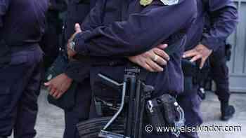 Agente arrestado por conducir ebrio muere en bartolinas de Policía en Soyapango - elsalvador.com