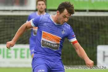 """Alexander Masselis (SV Wevelgem City): """"Geen punten te grabbel gooien"""" - Het Nieuwsblad"""