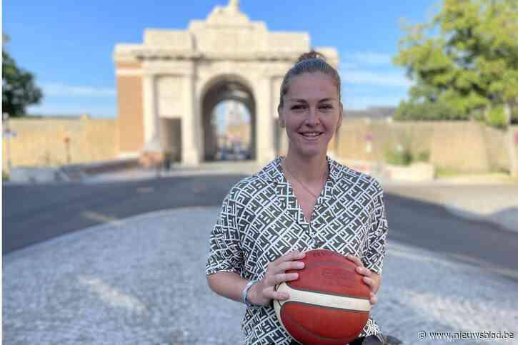 """Tijdens vakantie in eigen stad gaan Emma Meessemans roots met Nike de wereld rond: """"Zo maken meer kennis met de mooiste stad ter wereld"""""""