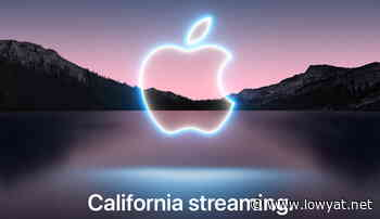 Apple's Next Launch Event To Take Place On 14 September - Lowyat.NET