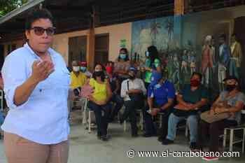 Ana González promueve la participación popular en Naguanagua para elaborar su plan de gobierno - El Carabobeño