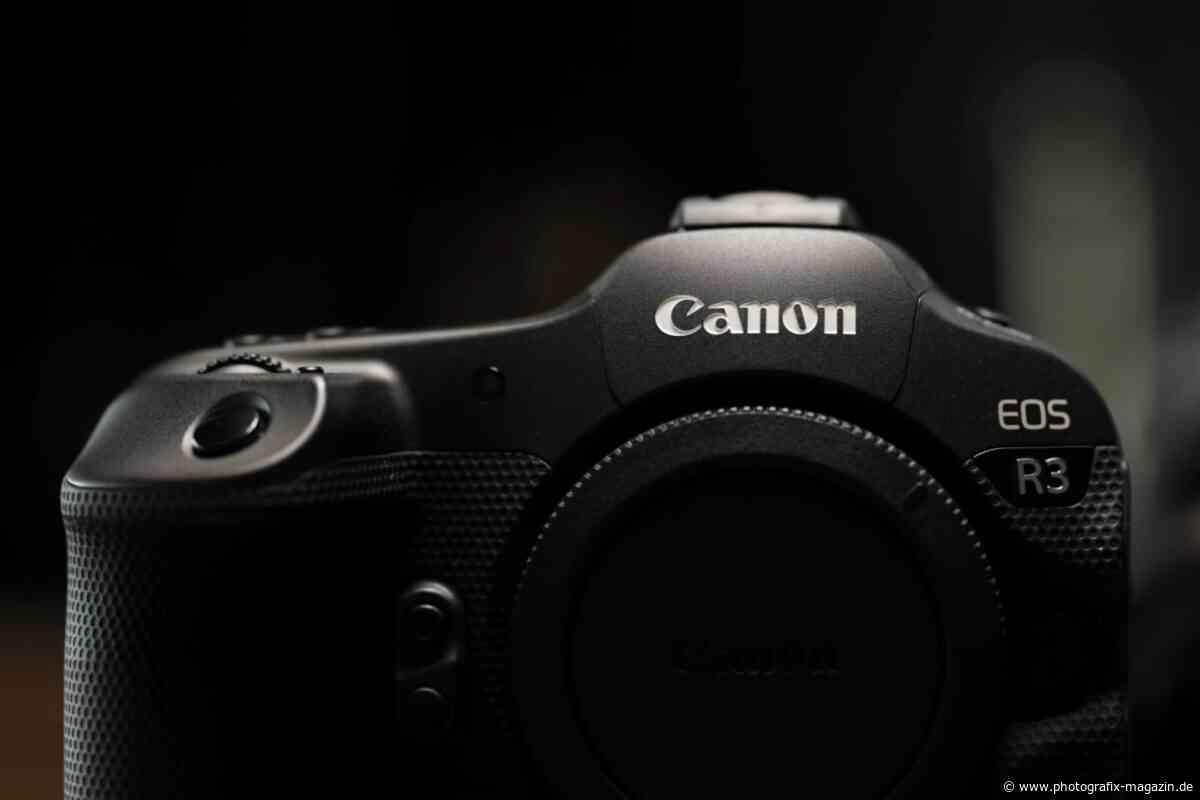 Canon EOS R3: Ist das der finale Preis der Kamera? - Photografix Magazin