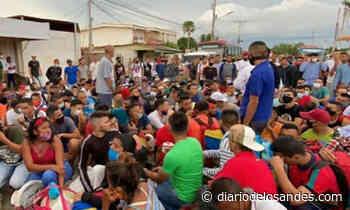 340 presos del Retén de Cabimas fueron liberados - Diario de Los Andes
