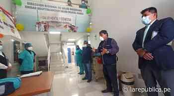 Moquegua: reabren unidad de hospitalización de salud mental - La República Perú