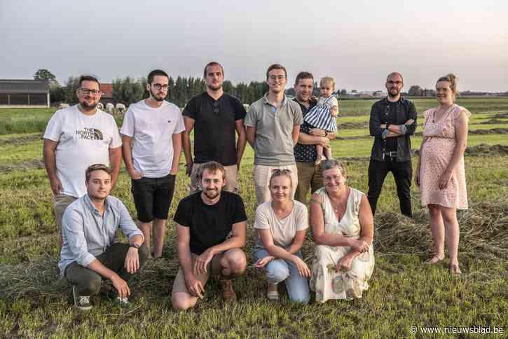 """Vrienden Arne pakken erg groot uit en organiseren festival ten voordele van het goede doel: """"We willen een vaste waarde worden"""""""
