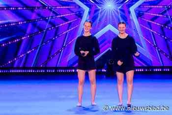 Kona en Kato swingen in Belgium's Got Talent