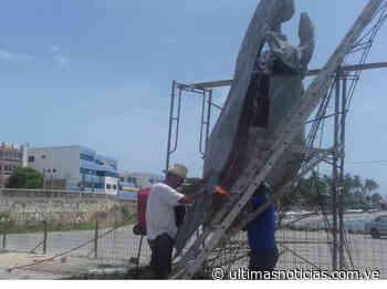 Museo submarino en Pampatar exhibirá escultura de la Virgen del Valle - Últimas Noticias