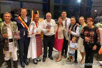 Dertig jaar samenwerking met Roemenië gevierd (Merchtem) - Het Nieuwsblad