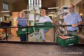 Bibliotheek in kerk Hille zet deuren open (Wingene) - Het Nieuwsblad