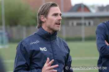 """Hans Cornelis (KSKV Zwevezele): """"Hopelijk kan Jarne Jodts snel de training hervatten"""" - Het Nieuwsblad"""