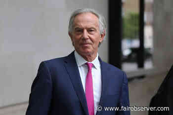 Tony Blair's Stand-Up Number - Fair Observer