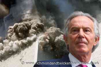 Tony Blair's statement on 9/11 that confirmed the UK was going to war - Richmond and Twickenham Times