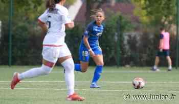 Football - D1 féminine. Océane Deslandes après Stade de Reims - Guingamp : « C'est un bon point de pris » - L'Union