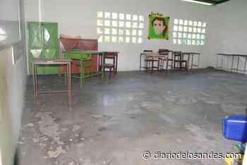 En pésimas condiciones escuela Rómulo Gallegos en Valera - Diario de Los Andes