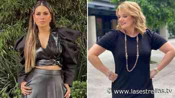 Galilea Montijo y Erika Buenfil fueron rivales de amor: Mira las pruebas en video - Las Estrellas TV