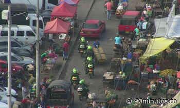 Autoridades refuerzan seguridad en la galería de Santa Elena - 90 Minutos